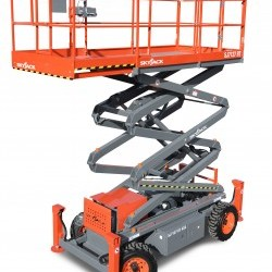 Skyjack Rough Terrain 32 Foot Marson Equipment Hire Adelaide