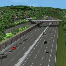 Southern Expressway Duplication Project Image